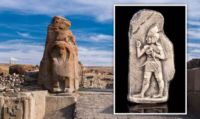 Mythologie des Hittites